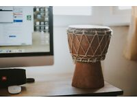 Genuine african djembe drum for sale