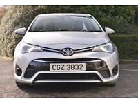 Toyota Avensis D-4D ACTIVE (silver) 2016-06-14