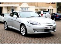 HYUNDAI COUPE 2.0 SIII AUTOMATIC 3 DOOR FSH HPI CLEAR 2 KEYS 2 OWNERS EXCELLENT CONDITION