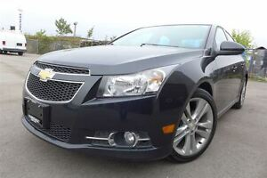 2014 Chevrolet Cruze 2LT Leather, Sunroof, No Accidents