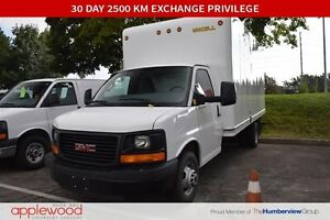 2016 GMC Savana 3500 177 Wheelbase