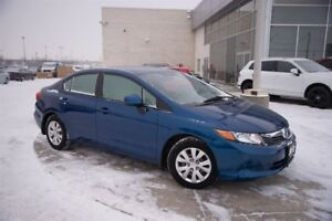 2012 Honda Civic Coupe LX | 5 Speed Manual with ABS