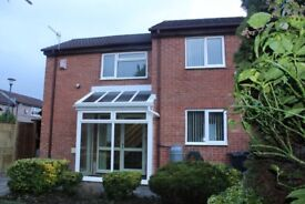 2 bedroom unfurnished home for rent in Bedminster. Allocated parking.
