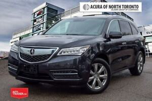 2015 Acura MDX Elite at 7yrs Warranty Included|No Accident