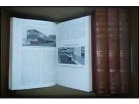 The Railway Magazine, Hardback Cover, 1938-1939, Volumes 82-85 --REAL OFFERS ONLY PLEASE--