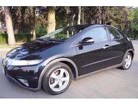 Honda Civic 2.2 i CTDi SE 5dr HPI CLEAR 2008