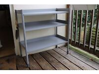 Outdoor Shelving Unit