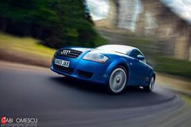 Audi TT MkI 3.2 DSG