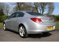 Vauxhall Insignia 2.0 CDTi 16v SRi 4x4 4dr Good / Bad Credit Car Finance