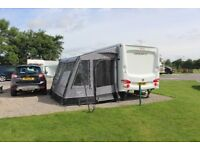 vango varkala 360 airbeam porch awning,used 4 weeks hols,now gone bigger,in v.good condition.