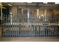 Pair of Palisade Gates 4480mm x 1750mm