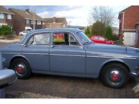 1962 Volvo 122s Amazon