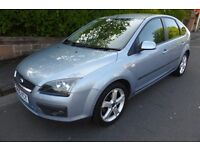 FORD FOCUS 1.6 ZETEC ** 06 PLATE ** ONLY 34,000 MILES ** CHOISE OF TWO **auto or manual