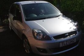 2007 Ford Fiesta Climate with 12 months MOT