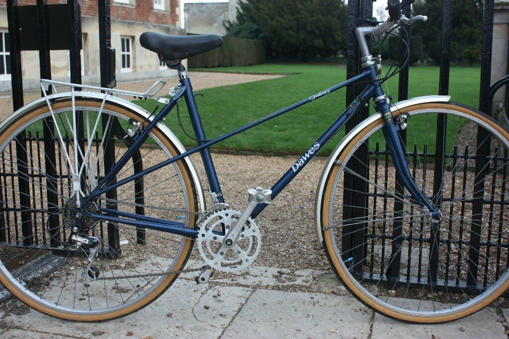 78ed42ac3 LOVELY Lightweight SMALL Ladies Dawes Lady Galaxy Reynolds 531 Classic  Vintage City Touring bike