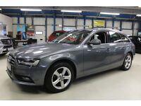 Audi A4 Avant TDI QUATTRO SE TECHNIK [TECH PACK / LEATHER / QUATTRO] (tornado grey metallic) 2013