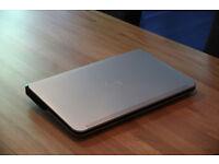 "Dell XPS 17 L702X 17"" Laptop i7 GT555m 8GB RAM SSD Notebook"