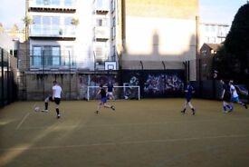 BRAND NEW London Bridge 5-a-side league!