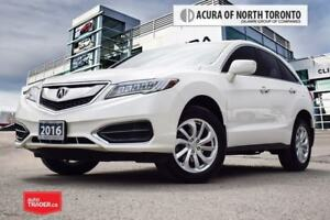 2016 Acura RDX Tech at Accident Free| Navigation| Remote Start