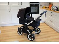 Bugaboo Buffalo - All Terrain Pushchair in good very good condition.