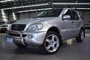 2002 Mercedes-Benz ML270 CDi Derrimut Brimbank Area Preview