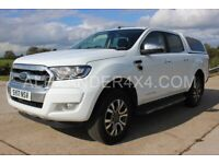 2017 Ford Ranger Limited 2.2 Manual