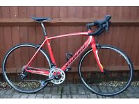 Specialized Tarmac 2013 bike - 56cm