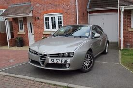 Alfa Romeo 159 1.9 JTDM 16v Turismo 4dr 2007 - BARGAIN !