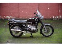BMW R80/7 BOXER (1978) MOTORCYCLE