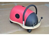 Wheely Bug Ladybird ride-on toy, large (age 3+)