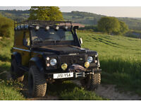 Land Rover Defender 90 200tdi 1991