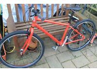 Islabikes Beinn 26 Large in Red