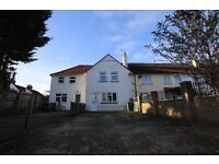 EN8 Waltham X 3/4 bed E of T house. Large garden, OSP x 3. Lock up shed, D/G, gas C/H. Av now.