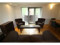 2 double bed furnished flat, gated development, walk to 3 tubes, supermarkets & shops on doorstep