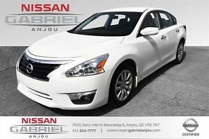 2013 Nissan Altima 2.5 S AUCUN ACCIDENT, UN PROPRIO, *99$ AUX 2