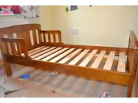 Good condition John Lewis Kid's bed
