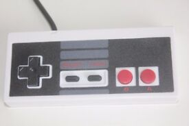 New USB Nintendo Style NES Game Pad Controller Joypad For PC Mac Pi Tablet