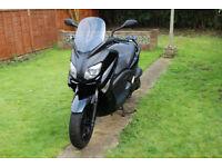 Yamaha X-Max 250cc 2012