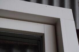 Bespoke window ex display triple glazed