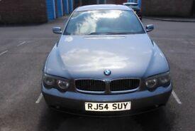 BMW 7 series 730i 54 plate 107k