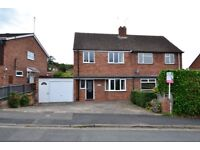 SPACIOUS WELL PRESENTED HOUSE IN WORCESTER