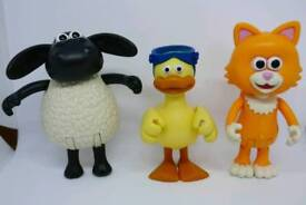 Timmy Time Figures