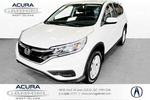 2015 Honda CR-V SE 4WD GARANTIE GLOBAL 08/17/2020 OU 120000KM