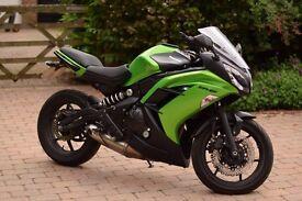 Kawasaki ER6F Ninja 650