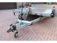 Woodford Car Transporter Trailer,