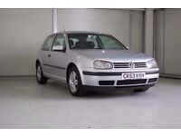2003 Volkswagen Golf 1.4 Match, New MOT, Great Value