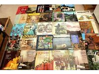 30 x CLASSICAL LP'S JOB LOT BY VARIOUS ARTISTS ALL UNTESTED
