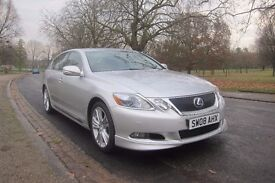 2008 lexus gs450h top spec