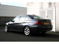 2008 BMW 325i 3.0 6 SPEED AUTO, 60,000 MILES, FULL HISTORY, NEW MOT, 9K OF OPTIONS INC NAV.