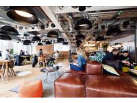 DESK SPACE FOR RENT IN BIG AND FUNKY WAREHOUSE IN PADDINGTON LONDON